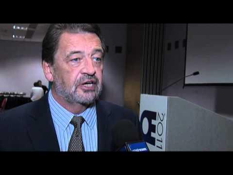 Offshore Europe 2011 - Upstream speaks to Austin Hand