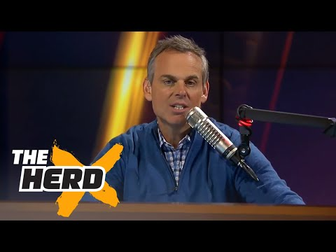 Colin Cowherd responding to Vikings fan calling the Seahawk's win lucky