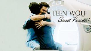 Teen Wolf || Sweet Pompeii [HBD Madi!]