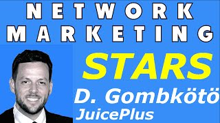 Network Marketing Testimonials: Dennis Gombkötö von JuicePlus