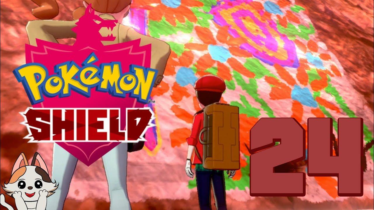 Pokémon Schild - [GERMAN / BLIND / 100%] - #24
