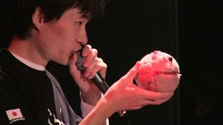 Koukun (Japan) ― BOSS Loop Station World Championship 3 International Finals 2013