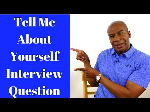 Tell Me About Yourself:  It's Not A Rendition Of Your Resume (True Story)