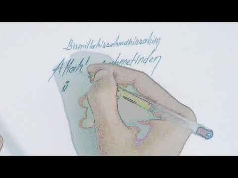 Hayırlı Cumalar #19 Kısa Cuma Mesajları (Zumer Suresi 53) .kaligrafi