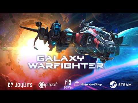 Galaxy Warfighter Launch Trailer