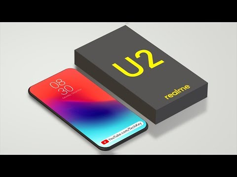 Realme U2 – 44 MP Triple Camera Full HD+ Display Helio P80 Specs & Price !