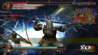 Lu Bu - Dynasty Warriors 3 Xtreme Legends - Very Hard Mode.