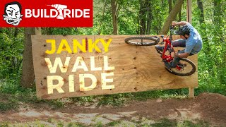 FINE! I'll build a wall ride | Berm Creek's Final Feature