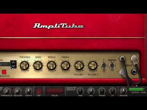 AmpliTube 4 - Novità e Caratteristiche