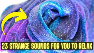 ODDLY SATISFYING - SATISFYING SLIME VIDEO TO RELIEVE MENTAL FATIGUE 1#
