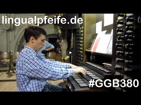Holy God, we praise thy name (brass band and organ; Pontifical High Mass 2015)