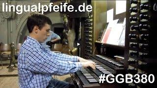 Feierliches Großer Gott, wir loben dich mit Blaskapelle und Orgel in Walldürn
