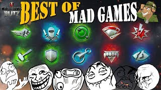 Best of Mad Games | WoT Blitz [2018]