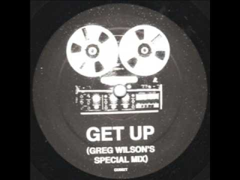 Elektrons - Get Up (Greg Wilson Special Mix)