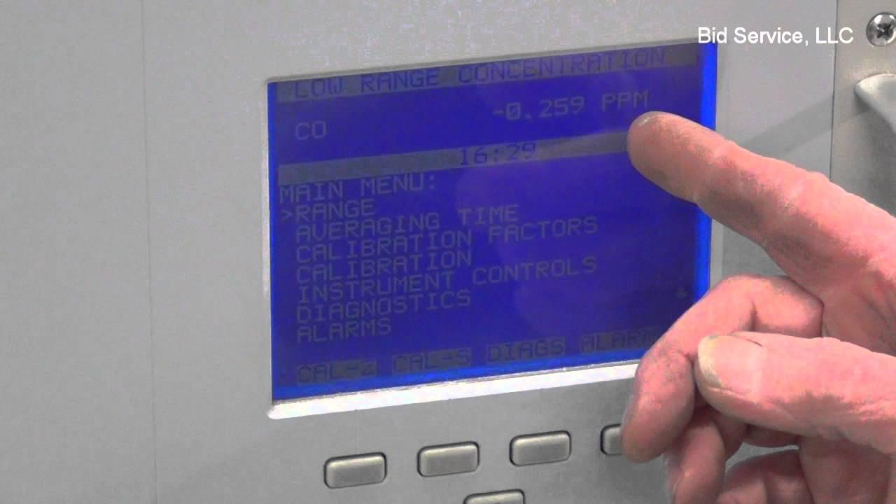 Thermo Fisher 48i Analyzer Driver Windows XP