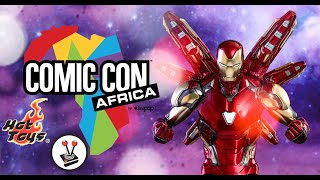 Hot Toys Showcase at Comic Con Africa 2019