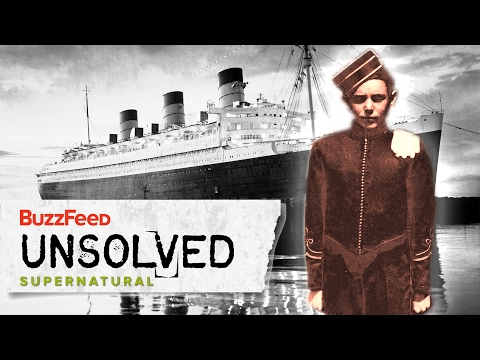 Thumbnail: The Haunted Decks of the Queen Mary