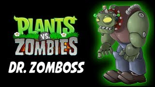 Repeat youtube video Let's Play - Dr. Zomboss Boss Battle (Plants vs Zombies) [Level 5-9 & 5-10]