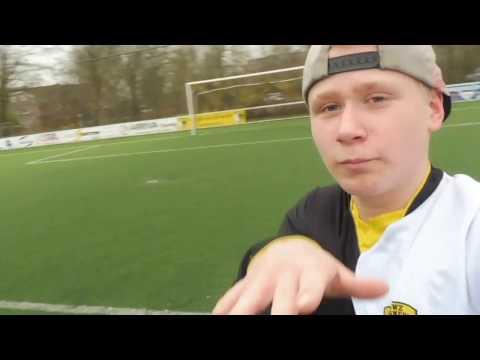 langs dutch republic en voetballen vlog #1