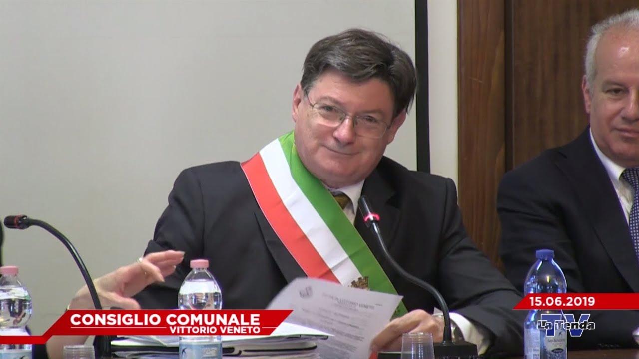 CONSIGLIO COMUNALE VITTORIO VENETO - Seduta del 15.06.2019