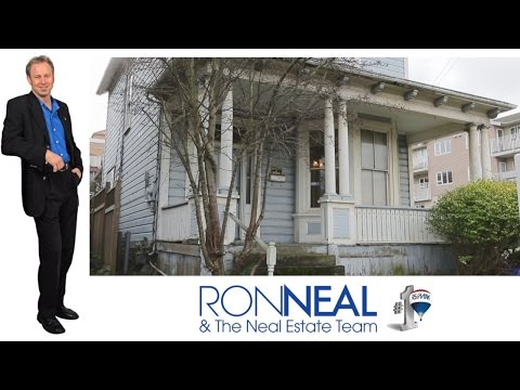 Real Estate for Sale in Victoria BC, Open House Tour-919 Caledonia Avenue