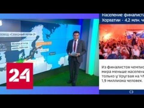 """Трамп попрекнул Европу """"газом"""" и потребовал денег для НАТО - Россия 24"""