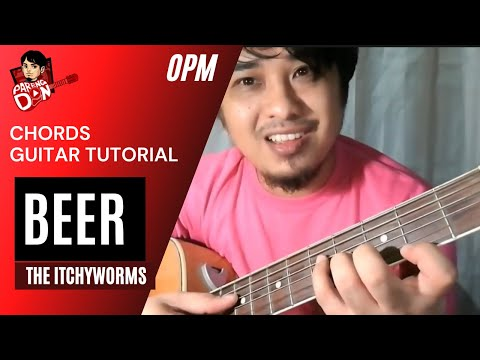 Guitar Tutorial: BEER Chords
