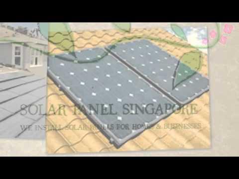solar panel singapore