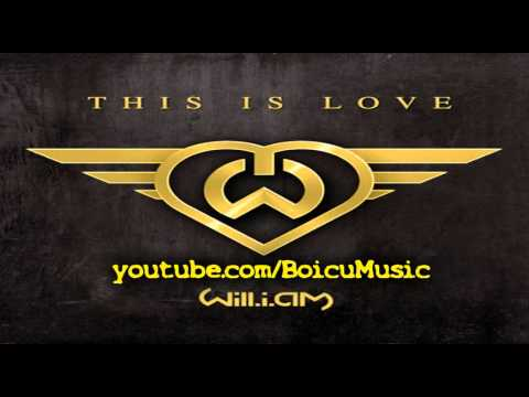 Will.I.Am - This Is Love ft. Eva Simons [New Song 2012]