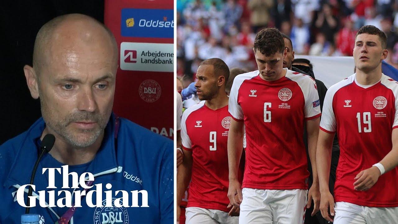 Doctor Says Christian Eriksen Had Cardiac Arrest: 'He Was Gone'