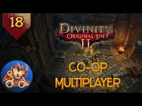 Divinity Original Sin 2 MP! Ep 18: Katherine the Art Collector - Co-op with KoS & Arakhel