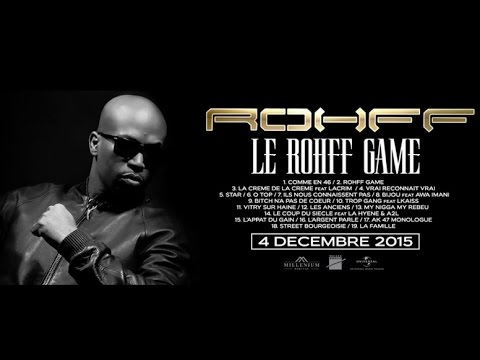 rohff pdrg album complet