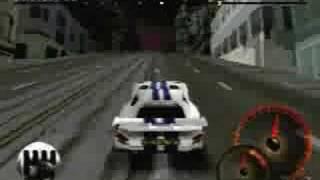 PS1 - Test Drive 4 - San Francisco 2 - Viper GTS-R