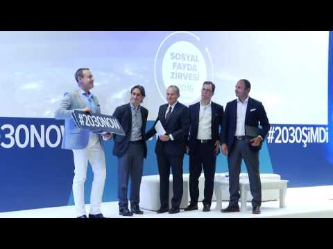 Using power of technology to build a better tomorrow - SGS ISTANBUL 2016