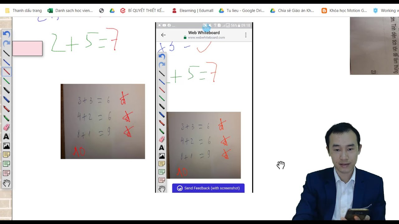 Phần mềm mở ra chân trời mới cho giáo viên dạy học trực tuyến