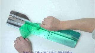 シールピールコールドタイプ使用方法(関東化学工業株式会社)