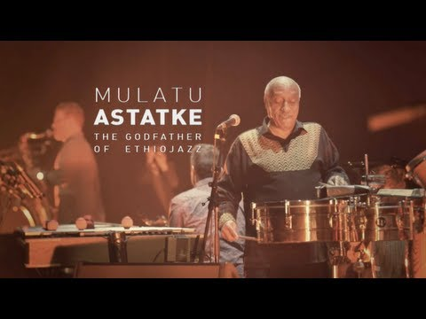 "Mulatu Astatke - Live presentation of ""Sketches Of Ethiopia"" [2013 New Album]"