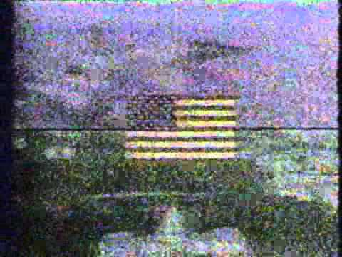 WSPA-TV 7, Spartanburg SC Sign-Off from Summer 1989