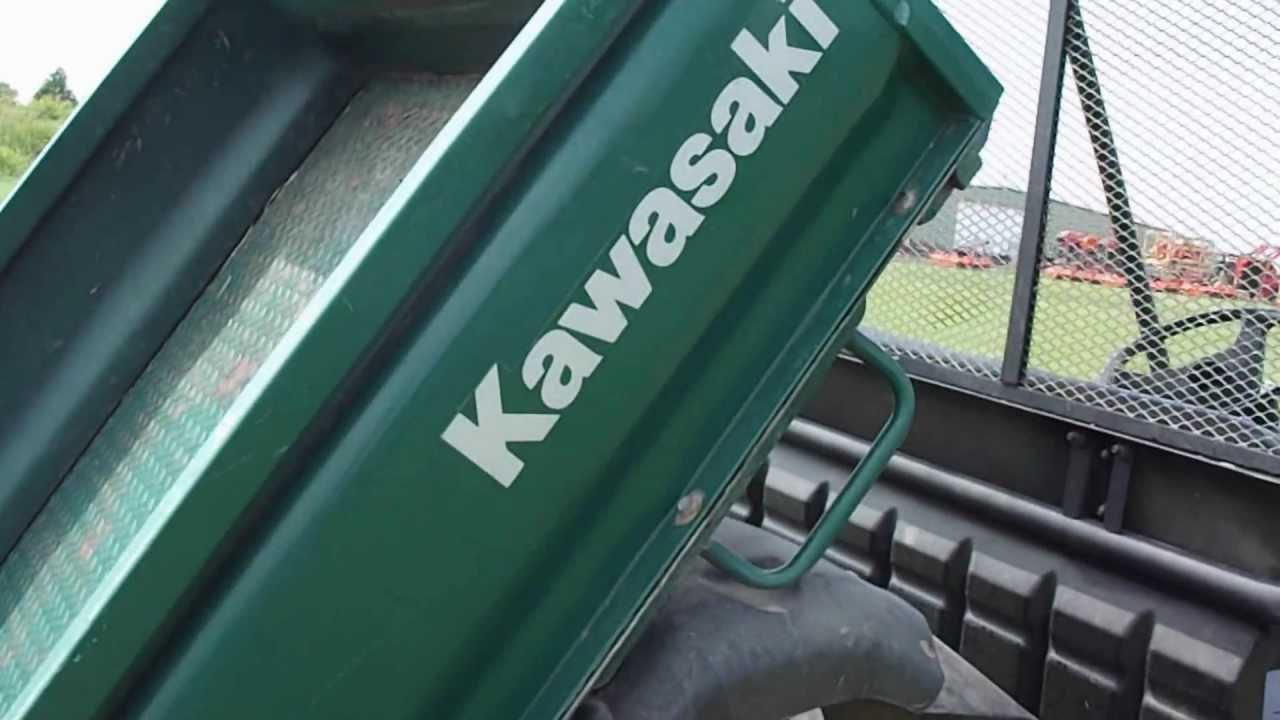 Kawasaki Mule 4x4