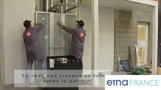 Installation d'un ascenseur privatif Etna France