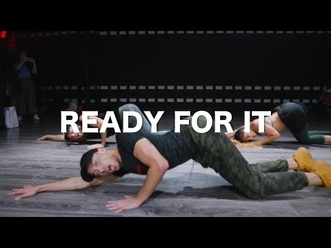 Ready for it - Taylor swift | JHOW Choreography | GH5 Dance Studio