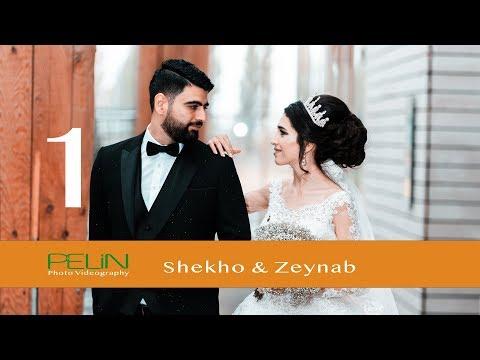 Shekho & Zeynab Part1 Hunermend Delil Suleiman By Pelin Video