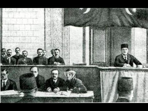 Azerbaijan Democratic Republic (1918–1920) - Documentary