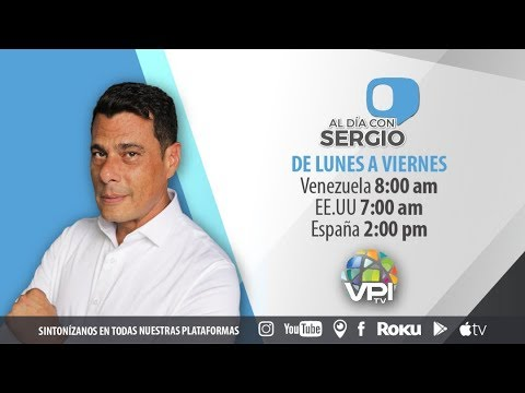 EN VIVO - Al Día Con Sergio Novelli - Lunes 3 De Febrero