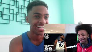 😂 Reacting to FlightReacts DUMB Reaction to NBA 2K20 Ratings!