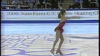 THE 2000 FIGURE SKATING CHAMPIONSHIPS,SASHA COHEN.