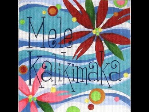 Mele Kalikimaka - Island Style Christmas - Sonya Mendes
