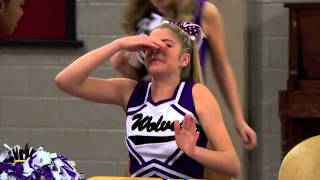 Ant Farm: Chyna Cheerleader Audition Scene HD