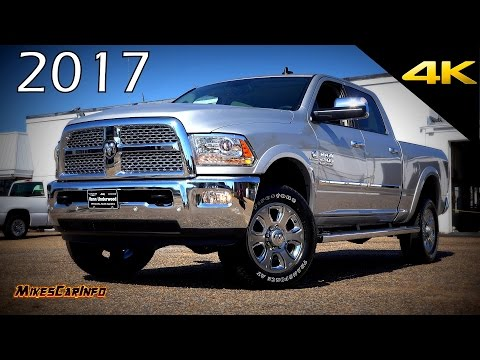 2017 RAM 2500 Laramie - Ultimate In-Depth Look in 4K