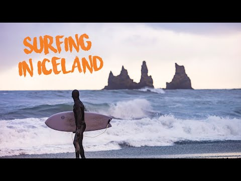 Iceland Is Weird But So Great #4 Surfing in Iceland
